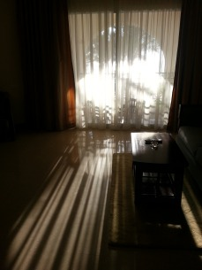 Shadow and light, Sharm el Sheikh, Nov 2012