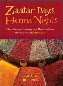 Zaatar days and henna nights