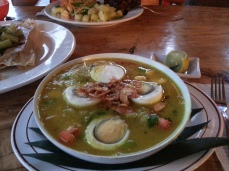 The bali chicken soup for the soul
