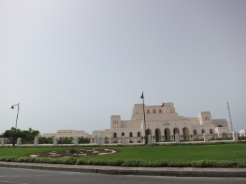 Being a classical music fan, Sultan Qaboos commissioned the building of the ROHM, which was completed in 2011.